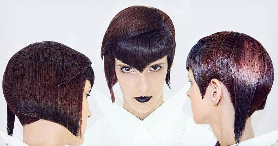 Verseny frizura